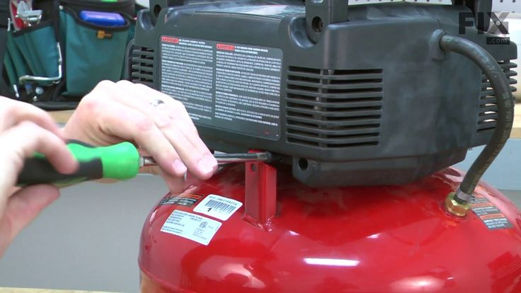 Porter Cable Air Compressor Repair – How to replace the Pressure Switch