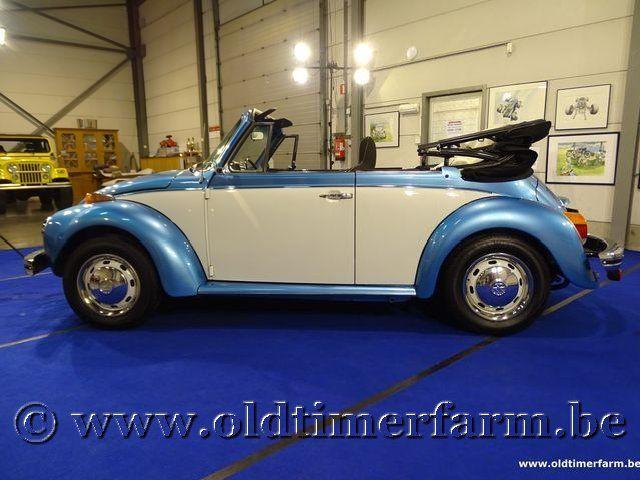 Vente voiture ancienne de collection : Volkswagen Coccinelle 1303 cabriolet - Petite annonce véhicule et automobile