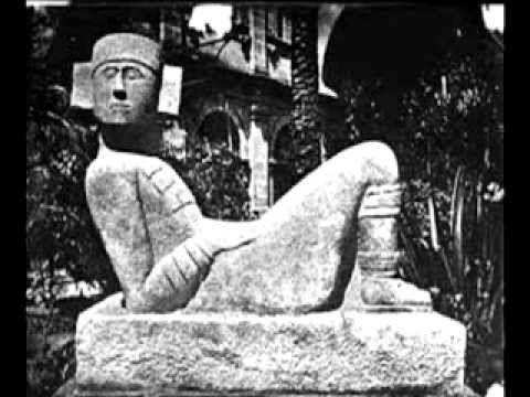 Chac Mool - Museo de Antropologia - Mexico - YouTube