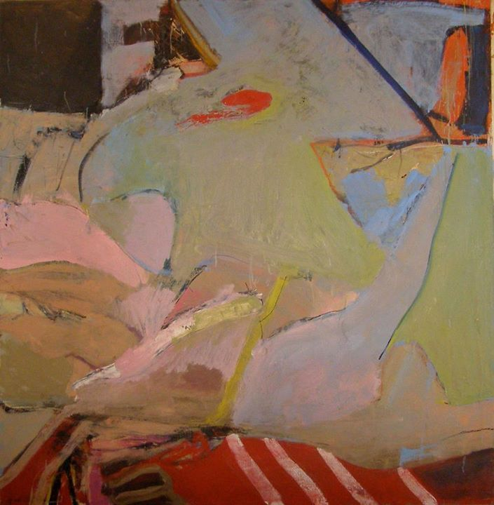 "Bernice Bing, ""Reclining Figure"" - Bernice Bing, a native San Franciscan of Chinese heritage, received a National Scholastic Award to attend California College of Arts and Crafts (now California College of the Arts), where she studied with Richard Diebenkorn, Saburo Hasegawa and Nathan Oliveira"