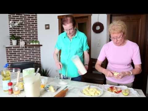Recept taart: gauwgereedtaart op grootmoeders wijze voor Grandma's Design