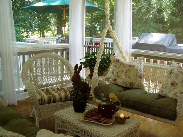 237 best images about outside - porches, patios, cotagges, gardens