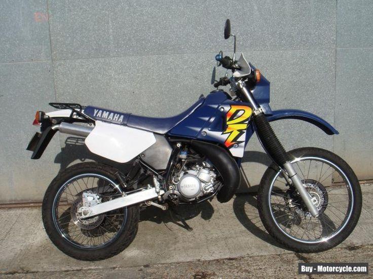 Yamaha DT125R / DT125 YPVS / DTR - 1999 - Blue - 125cc Two Stroke Low Mileage #yamaha #dt125r #forsale #unitedkingdom