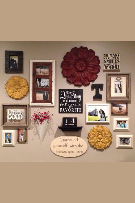 An example of a beautifully arranged galley wall. Take a close look on how…