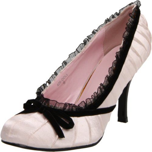 Ellie Shoes Women's 406-Doll Pump: $78.72 http://www.amazon.com/gp/product/B001MWSE7G?ie=UTF8=1789=B001MWSE7G=xm2=luclan-20