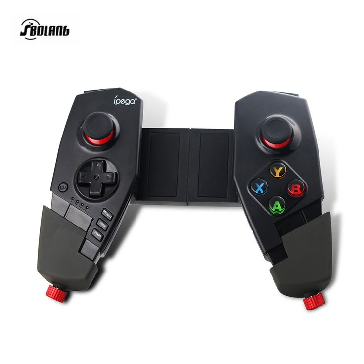 Portable Android ipega 9055 Wireless Bluetooth Game Controller Joystick For iPhone iPad Android Mobile Phones Tablet PC