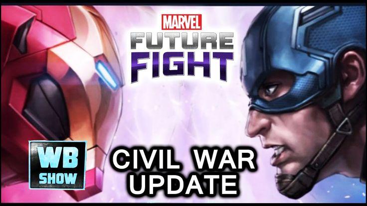 Marvel: Future Fight - Civil War Update [FULL]