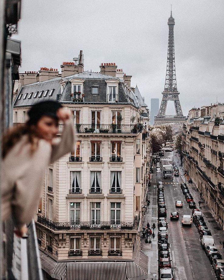 I love Paris for the million reasons that everybod…