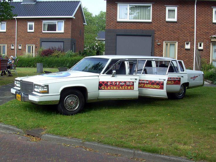 1992 Cadillac Brougham Superior stretch limo