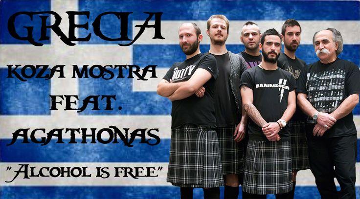 Koza Mostra feat. Agathonas - Grecia