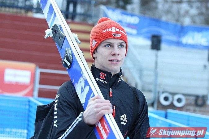 Andreas Wellinger, Polish Olympic Ski Jumper