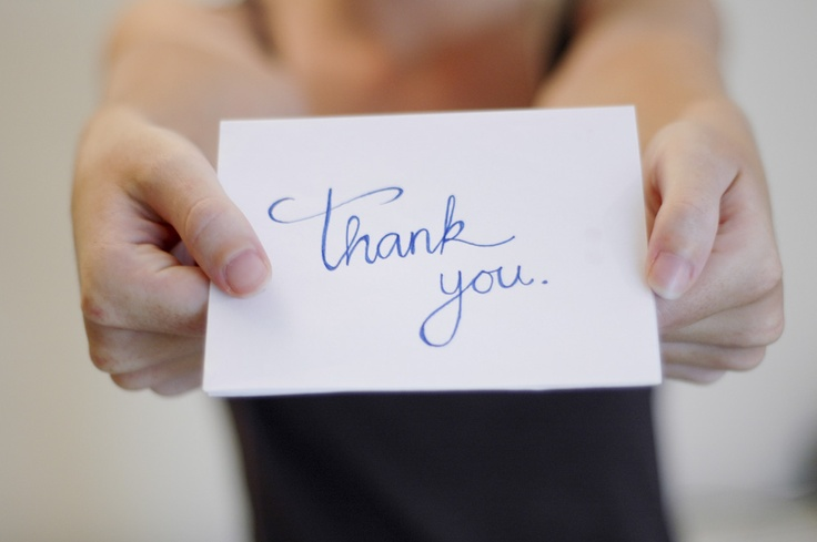 wikiHow to Write a Thank You Note After a Funeral -- via wikiHow.com