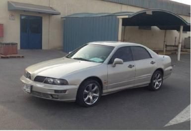Mitsubishi Magna 2004 Luxury Model Car Very Cheap Price | Car Ads - AutoDeal.ae