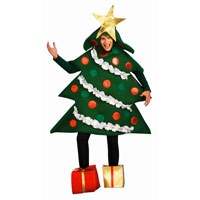 Mens Christmas Tree Costume...hahaha- I bought this on Saturday!