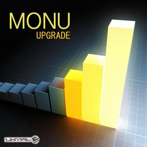 """Monu """"Upgrade"""" EP  Uxmal Records) Marzo 2013"""