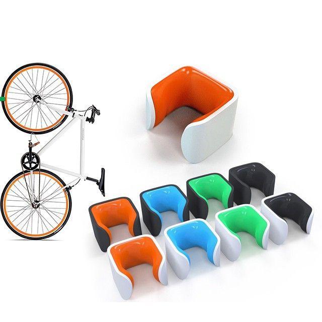 Clug : The World's Smallest Bike Rack – HeartRateMonitorsUSA.com