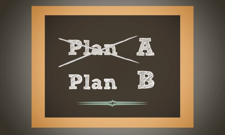 Contingency Plan vs Fallback Plan c