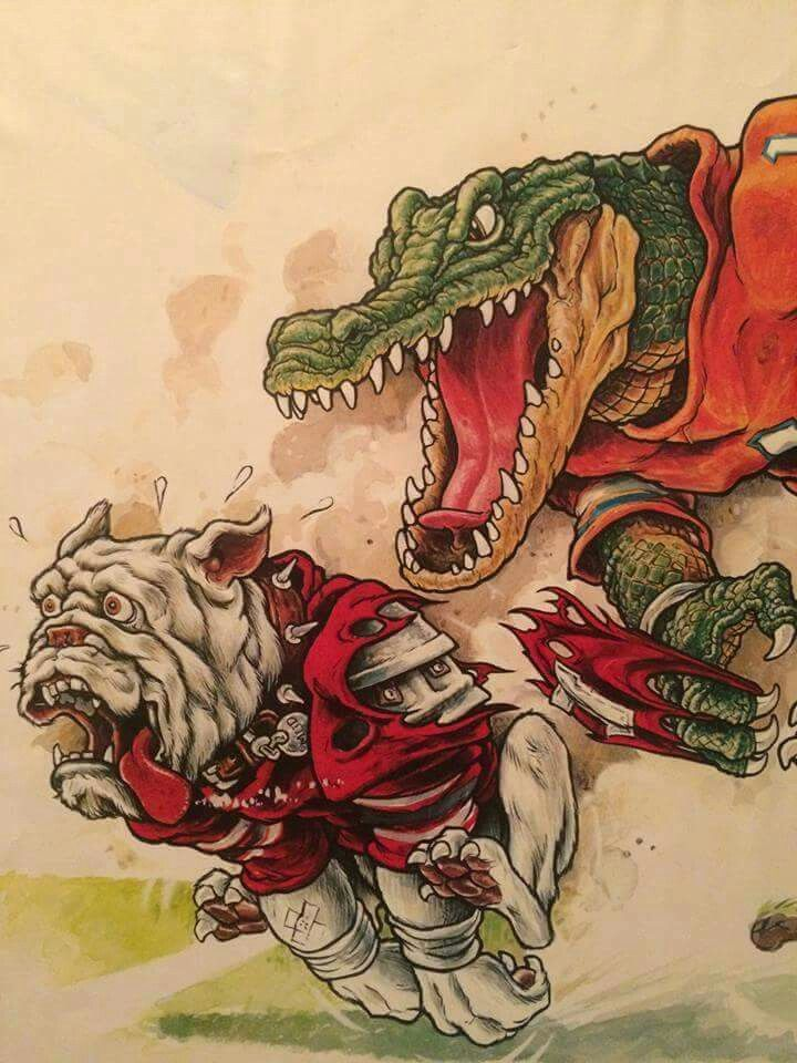 bulldog vs gator 1000 images about florida gators sec on pinterest 663