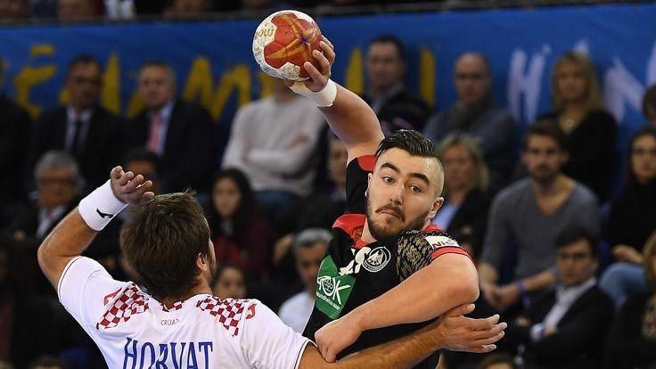 """Handball-WM im Liveticker: Wundertüte Kroatien testet die """"Bad Boys"""""""