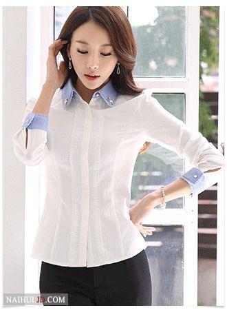 Las mujeres de la Pajarita Blusa de Moda 2016 Primavera de Manga Larga de Gasa blusa Tops Estilo Coreano Oficina Mujer Camisas de la colmena Elegante Diseño en Blusas y Camisas de Moda y Complementos Mujer en AliExpress.com   Alibaba Group