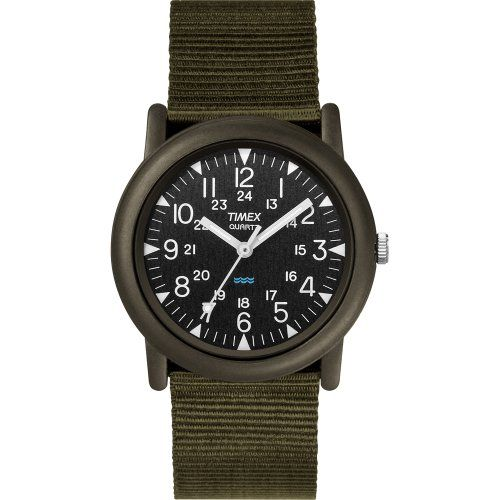 Timex  Timex Womens Camper Classic Green *** Visit the image link more details.