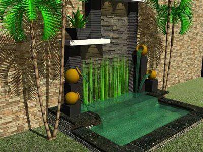 Model Taman Rumah Minimalis - Kumpulan Model Rumah Terbaru