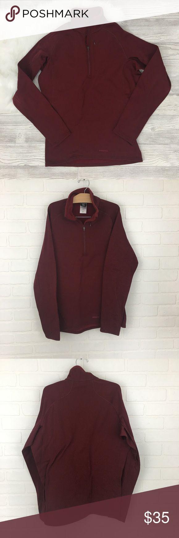 Patagonia Pullover Size Men's Medium.  Patagonia fleece line pullover. Patagonia Shirts Sweatshirts & Hoodies