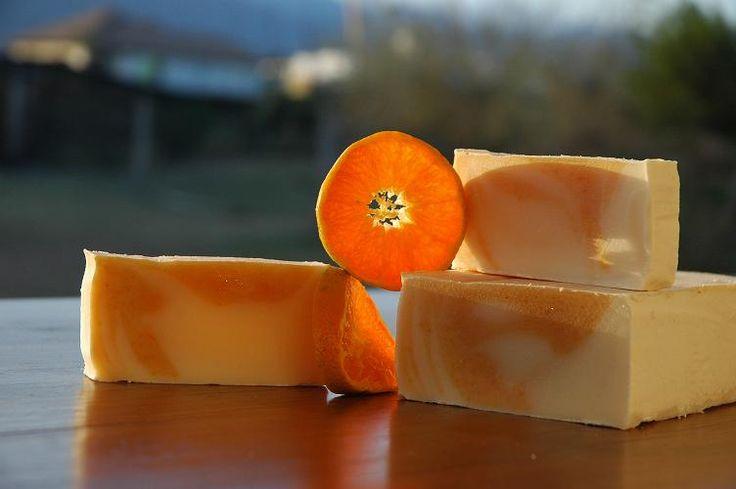 Cómo hacer jabón casero sin Sosa jabón casero de naranja