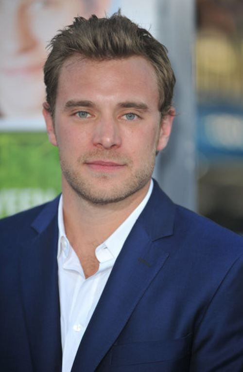 Afternoon eye candy: Billy Miller