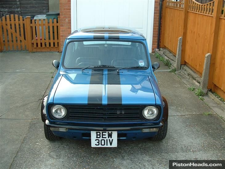 Used 1979 Mini Classic All Mini Classics for sale in Lincolnshire | Pistonheads