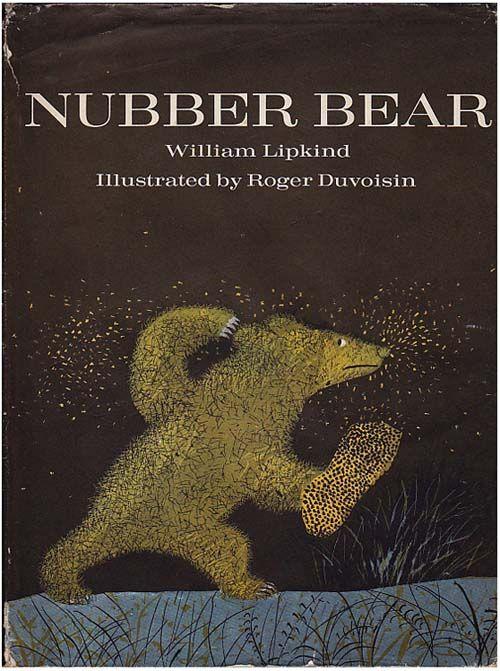Roger Duvoisin-Nubber Bear