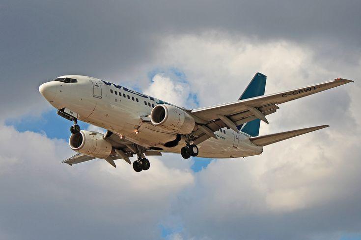 C-GEWJ: WestJet Boeing 737-600 (Last B736 Produced)