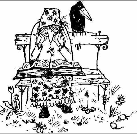 Kleine Hexe 08 Illustrations For Me Wenn Du Mal Buch Hexen