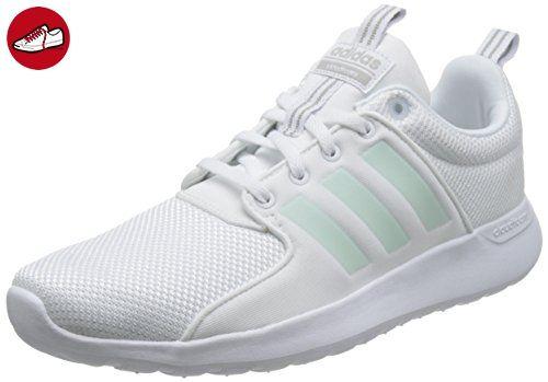 adidas NEO Herren Sneaker Schuhe Laufschuhe CLOUDFOAM CF Lite Racer M BB9820, Farbe:Weißtöne;Größe:UK 12.5 - EUR 48 - 31 cm - Adidas schuhe (*Partner-Link)