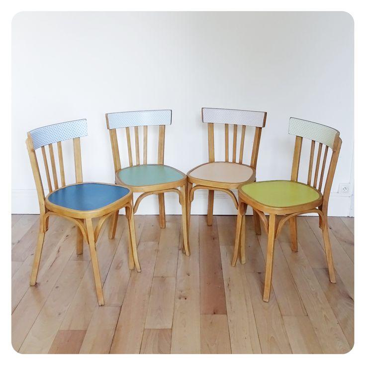 les 233 meilleures images propos de mes petits meubles vintage sur pinterest cuisine tvs et. Black Bedroom Furniture Sets. Home Design Ideas