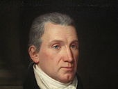 James Monroe the 5th President of the USA and was in office Mar. 4, 1817-Mar. 4, 1825