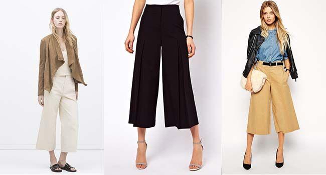 pantalón culotte 2015 - Buscar con Google