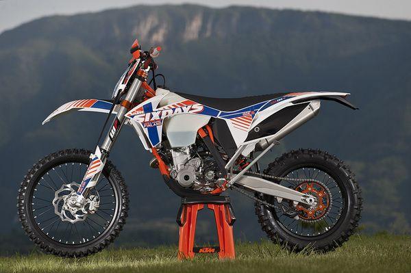 KTM EXC #motorcycles