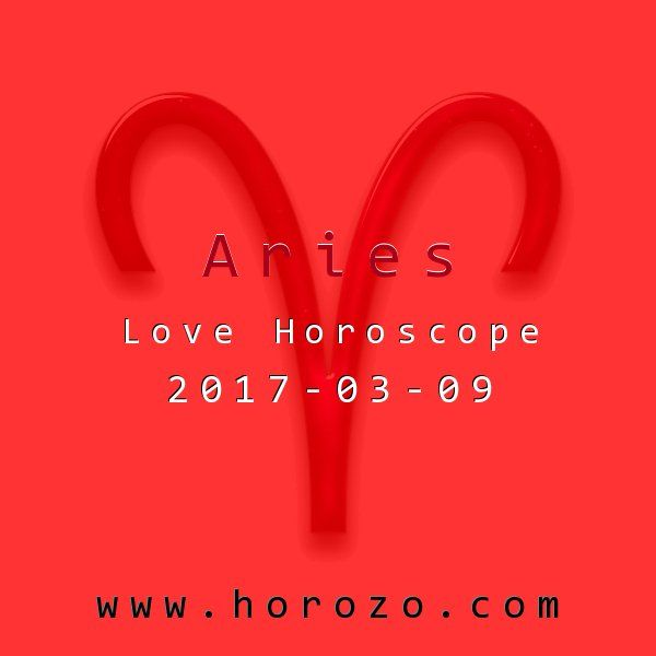 Aries Love horoscope for 2017-03-09: As long as you're single, why not diversify? Meeting as many people as you can gives you a sense of possibilities: and right now, it's also really fun. Get yourself to a social event and be the social butterfly..aries