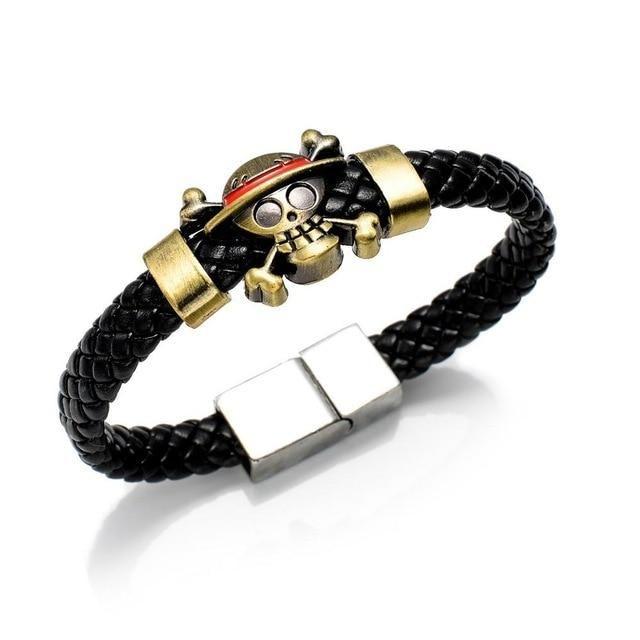 Anime Lucky Bracelets One Piece Gears Lucky Bracelet Attack On Titan Titans
