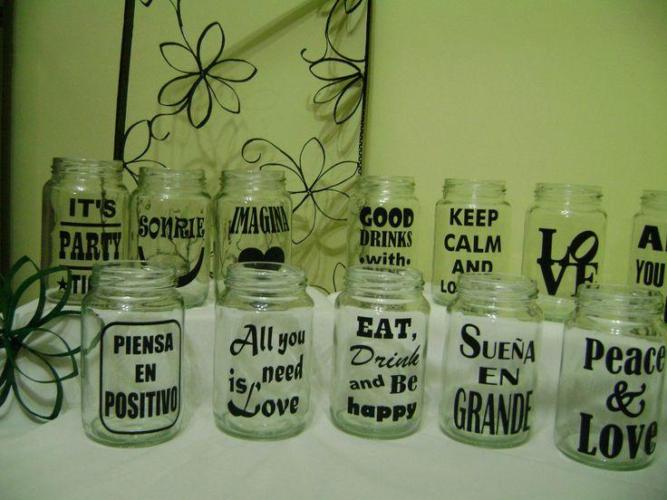 frasco vaso