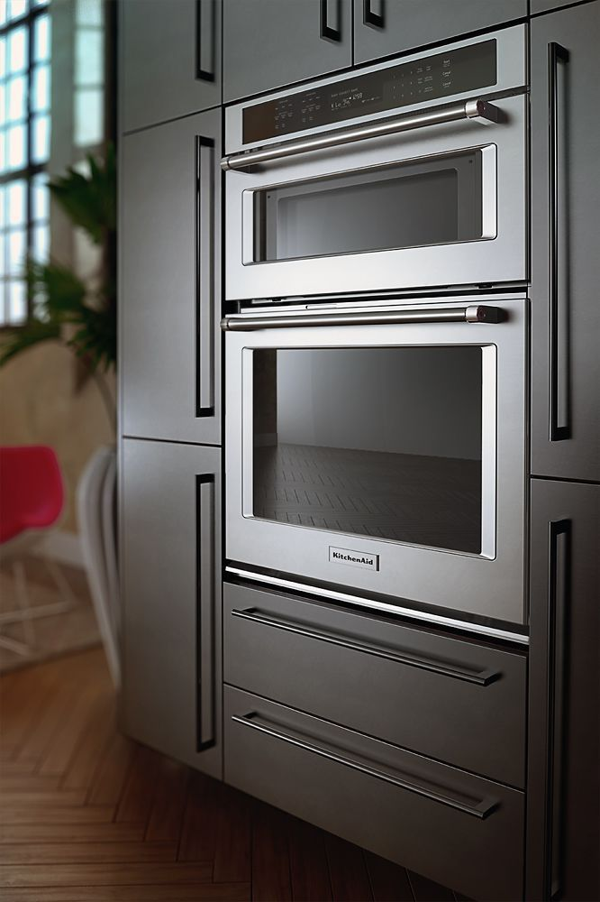 Image Result For Kitchenaid Wall Oven With Microwave With
