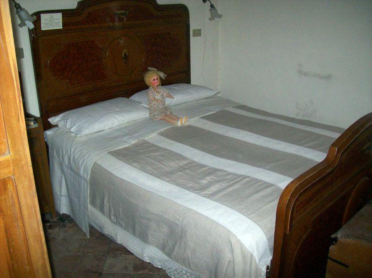primo piano - La stanza da letto