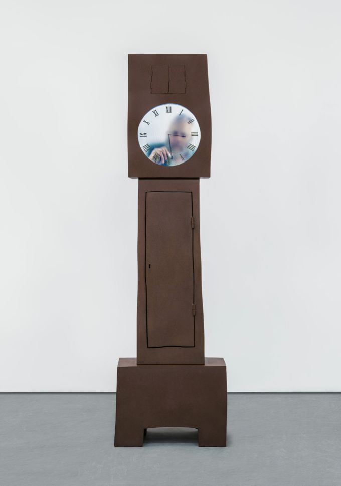 Maarten Baas - Grandfather clock, 2013