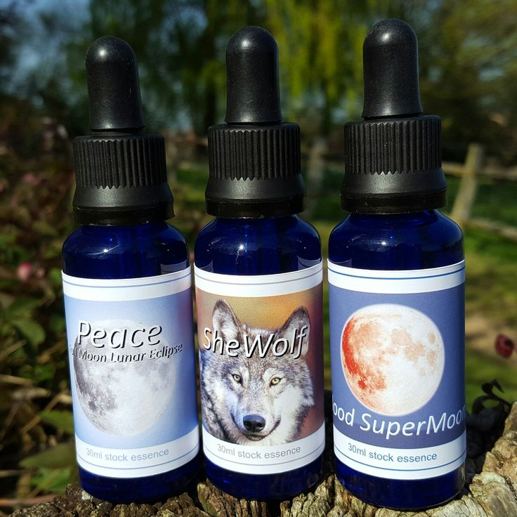 Super powerful collection of my essences. Peace Full Moon Lunar Eclipse for a deep sense of soul peace. SheWolf for clear boundaries and heightened intuition. Blood SuperMoon to clear destructive patterns repeating down the blood lines/family/ancestor lines.