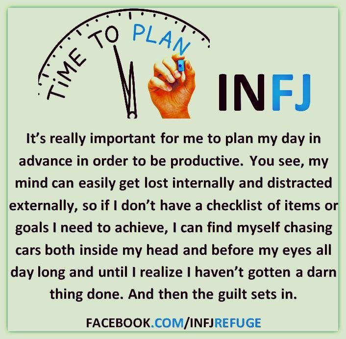 Yup yup! Rarely actually follow the plan -- it's just to ensure I get moving and do things, instead of spending the whole day in my head :)