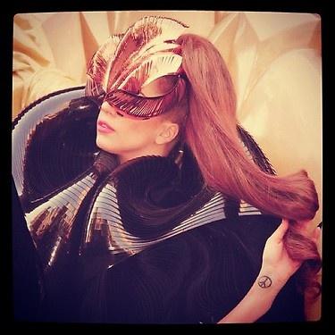 Bitch please, I'm Lady Gaga
