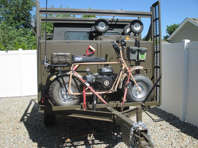 My newest Project, The Bug out trailer (PICS) - Page 6 - Survivalist Forum