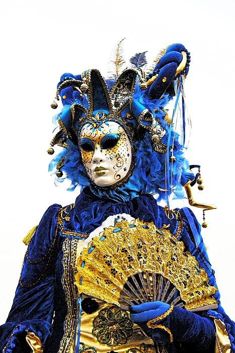 Carnevale in Venice, Italy.  Photo by Per Lidvall  www.AspectusForma.com