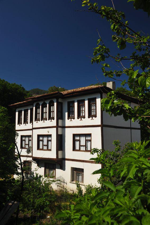 mudurnu tarihi evleri